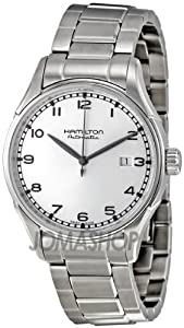 Hamilton Men's H39515153 Timeless Classic Silver Dial Watch
