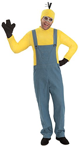 Minions Kevin Jumpsuit Mens Costume