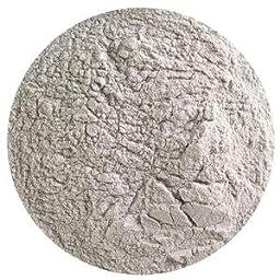 5 Oz Charcoal Gray Transparent Powder Frit - 90 Coe