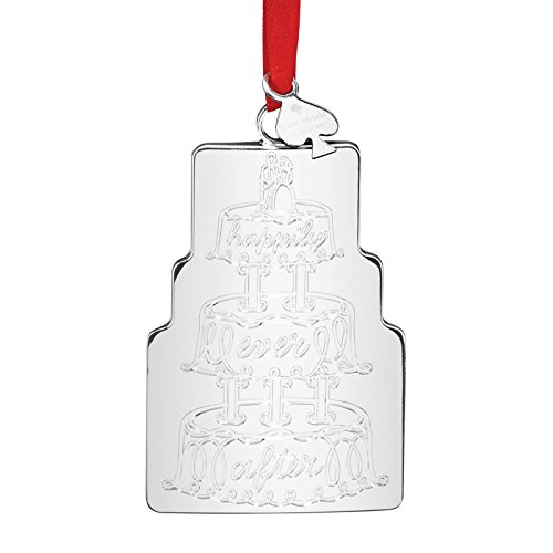 Kate Spade 2016 Our First Christmas, Cake