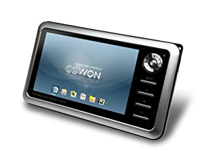 Cowon A3-60SL 60GB Portable Media Player (Silver)