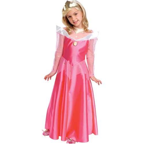 Aurora Costume Girl - Child Small 4-6