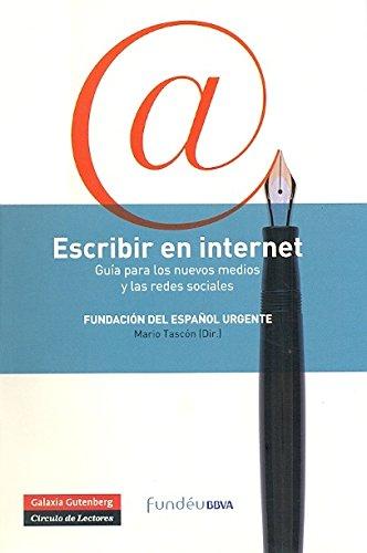 escribir-en-internet-guia-para-los-nuevos-medios-y-las-redes-sociales