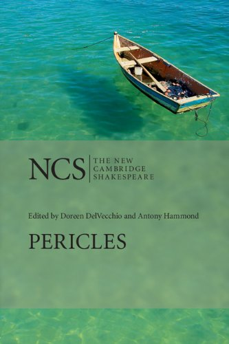 Pericles, Prince of Tyre (The New Cambridge Shakespeare)