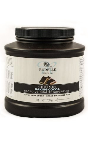 Rodelle Gourmet Baking Cocoa, 1.54 pound (Baking Chocolate Powder compare prices)
