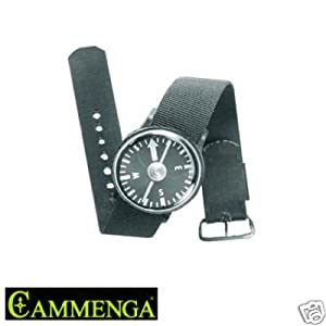 Wrist Compass Official Military Issue - Phosphorescent