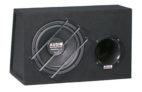 Audio System Radion 10 BR Plus Caisson de basses