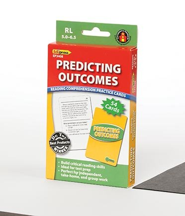 EDUPRESS Predicting Outcomes Reading Comp Green Level