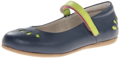 See Kai Run Nyssa Mary Jane (Toddler/Little Kid),Navy,8 M Us Toddler front-210727