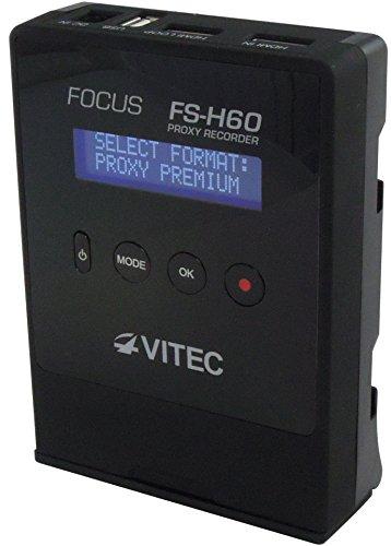 Focus FS-H60 - Enregistreur vidéo portable Full HD - Entrée HDMI