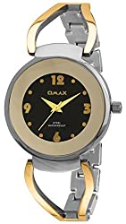 Omax Smart Casual Analog Dial Mens Watch - LS280