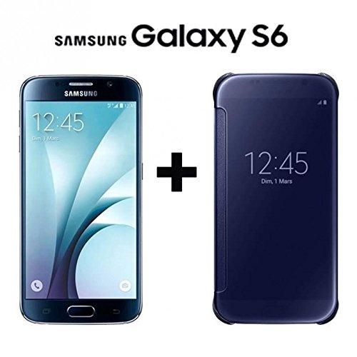 Samsung - Samsung S6 + Samsung Etui Clear