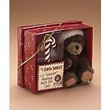 Santa Bubba Bear W/Orn Gift Set