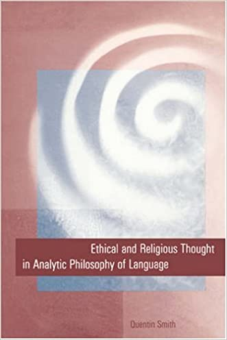Ethical and Religious Thought in Analytic Philosophy of Language
