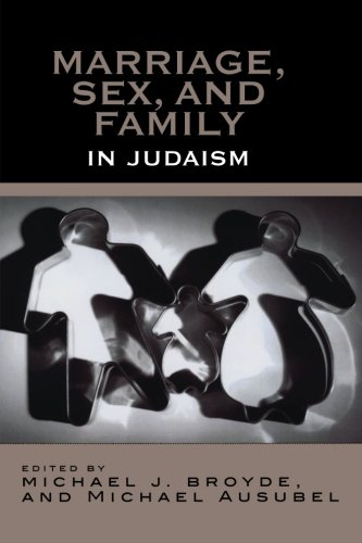 Marriage, Sex And Family In Judaism front-885384