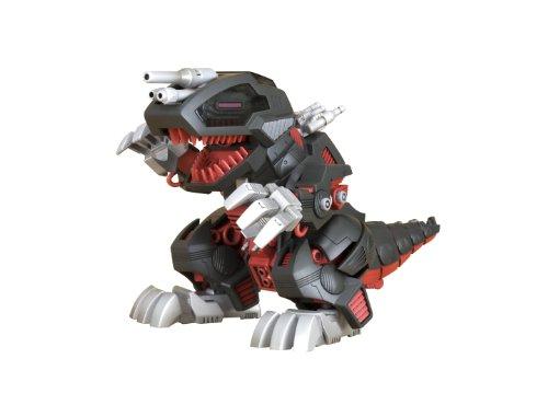 アニメ第一作目時期にゾイドを知った身としてはこいつこそが最高のティラノサウルス型。