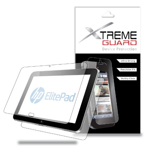 XtremeGuardTM Tablet Full Body Screen Protector for HP ElitePad 900 (Ultra Clear) at Electronic-Readers.com