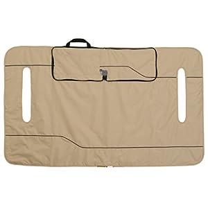 Classic Accessories Classic Accessories Fairway Golf Cart Seat Blanket/Cover, Khaki