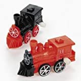 Fun Express Wind Up Trains (1 Dozen)