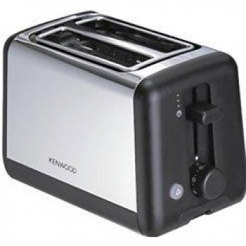 Kenwood Compact Polished Metal 2 Slice Toaster from Kenwood