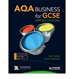 img - for AQA Business for GCSE: Applied Options (Paperback) - Common book / textbook / text book