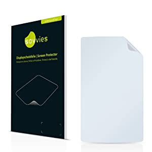Savvies Crystal-Clear screen protector for Sony Walkman NWZ-A865
