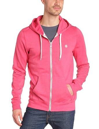 Element - Sweat-shirt à Capuche Sport - Homme - Rouge (Gumdrop) - S