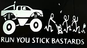 Nobody Cares About Your Stick Figure Family Funny Decal Sticker Car Truck by Nobody Cares About Your Stick Figure Family