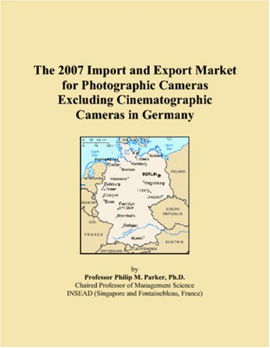 The 2007 Import and Export Market for Photographic Cameras Excluding Cinematographic Cameras in Germany