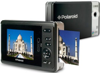 Polaroid PoGo Two Digital Camera  &  Instant Printer