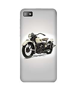 Motorbike BlackBerry Z10 Case