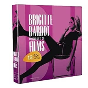 Brigitte Bardot, Musiques De Films