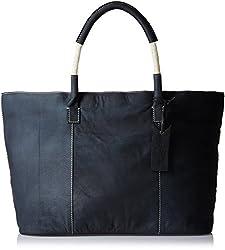 Alessia74 Women's Handbag (Blue) (PBG507C)