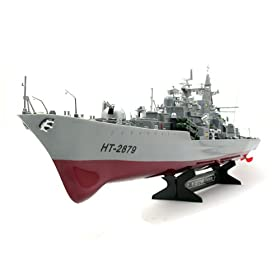 "Smasher Destoryer 1/115 RC 31"" Warship R/C Battleship Boat"