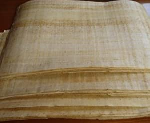 egyptian papyrus paper for sale