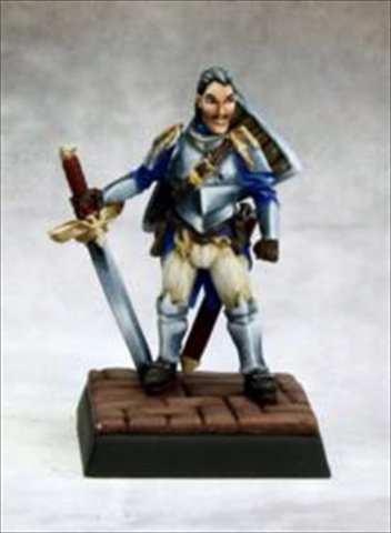 Reaper Miniatures 60119 Pathfinder Series Andoran Steel Falcon Miniature by Reaper