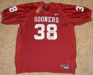 Roy Williams Signed Jersey - Oklahoma Sooners Nike #38 2000 Natl Champs - Autographed... by Sports+Memorabilia