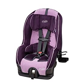 Evenflo Tribute 5 Convertible Car Seat, Kristy (Discontinued by Manufacturer)