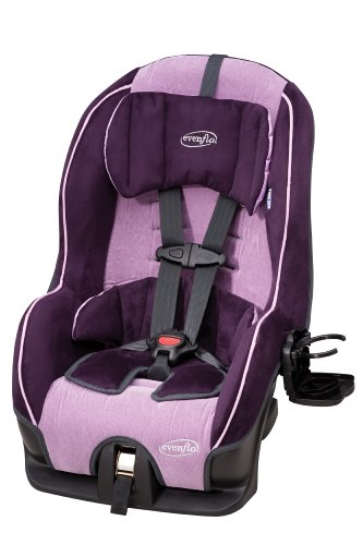 Evenflo Tribute 5 Convertible Car Seat, Kristy