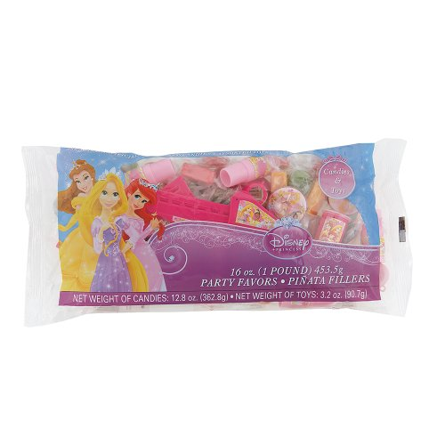 Disney Princess Pinata Filler, 1lb - 1