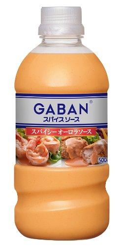 GABAN スパイスソース スパイシーオーロラソース 500ml