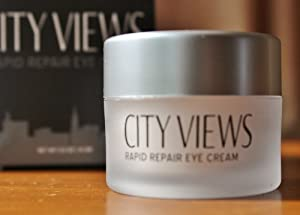 CITY VIEWS RAPID REPAIR EYE CREAM 0.5 OZ