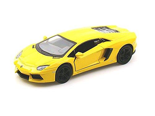 Lamborghini Aventador LP700-4 1/38 Yellow