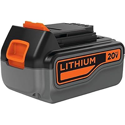 BLACK+DECKER LB2X4020-OPE 4.0 Ah Lithium Battery Pack, 20-volt
