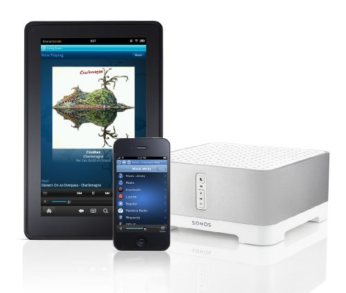 SONOS CONNECT:AMP Wireless Streaming Music System with Amplifier for Speakers (ZonePlayer120)