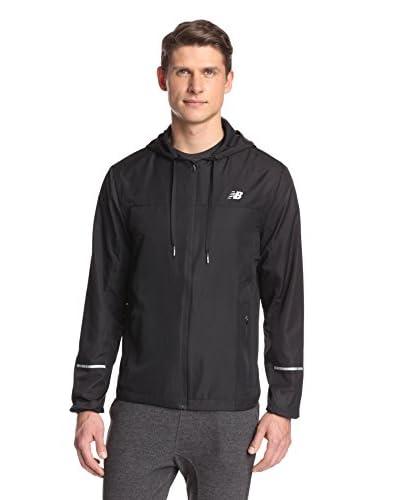 New Balance Men's Running Sequence Hood Jacket