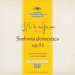 Strauss: Sinfonia Domestica