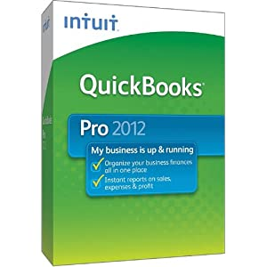 QuickBooks Pro 2012  for Windows