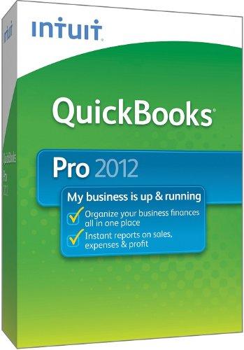 QuickBooks Pro 2012