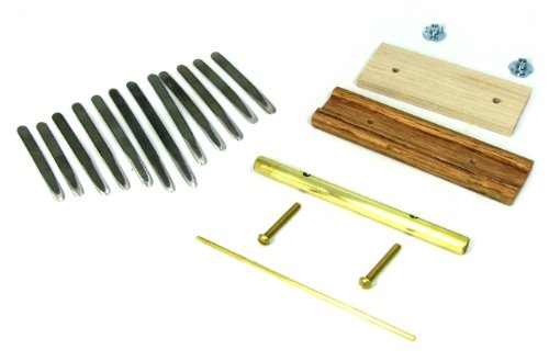 KalimbaThumb-Piano-Hardware-Parts-Kit-Includes-Complete-Hardware-and-10-page-How-To-Guide